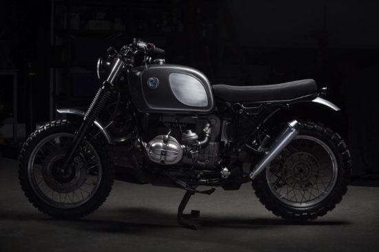 FUEL Bespoke Motorcycles BMW | CustomBike.cc