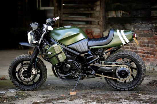 Gambler Untitled Motorcycles