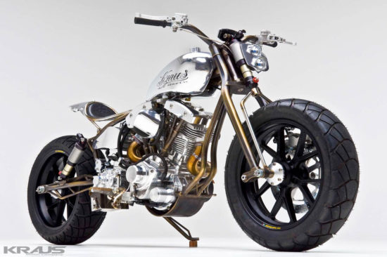 Kraus Motor Co. ACHUMA | CustomBike