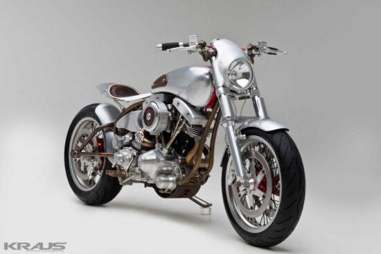 Kraus Motor Co. BOLIDE | CustomBike