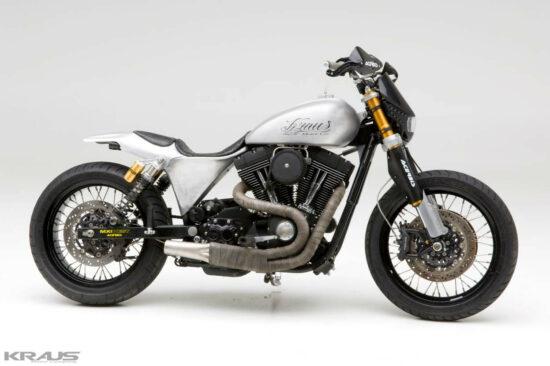 Kraus Motor Co. DYNAMOTO | CustomBike
