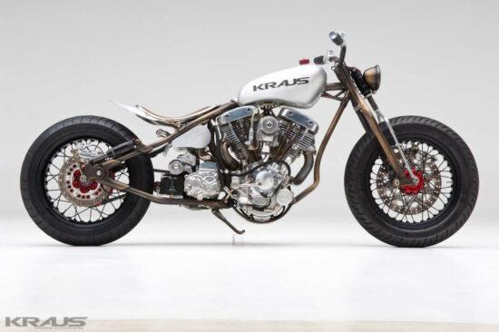 Kraus Motor Co. SNATCH | CustomBike