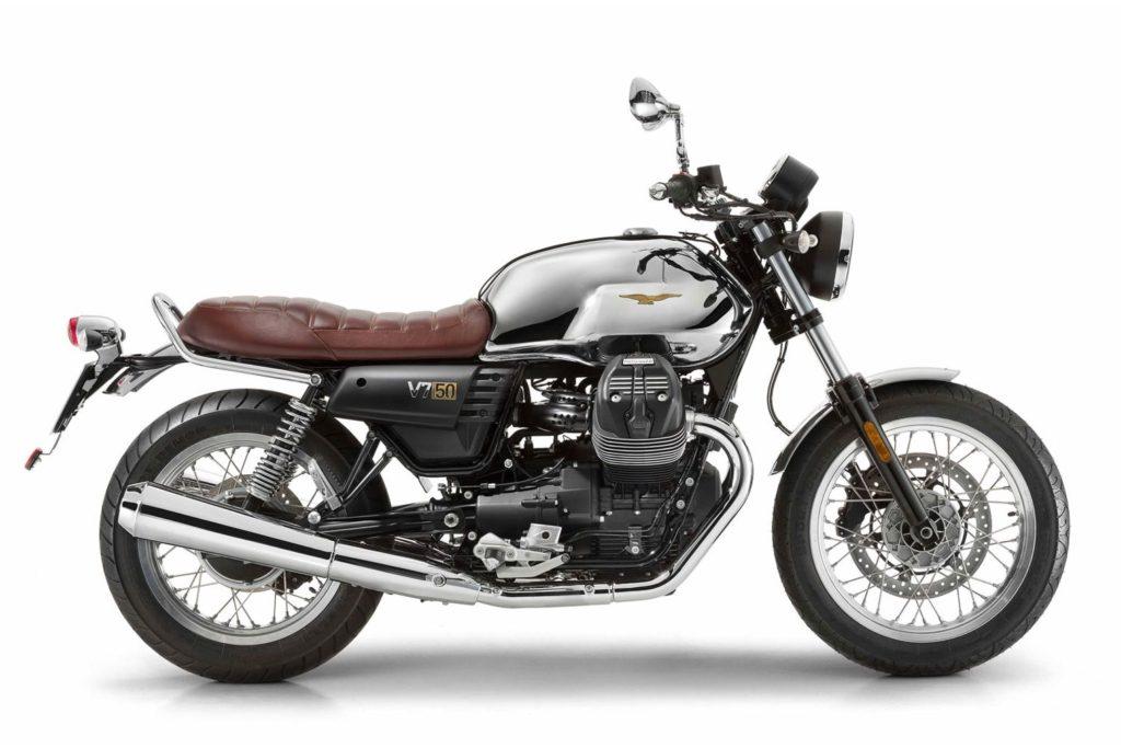 Limited Edition Moto Guzzi V7 MKIII Anniversario