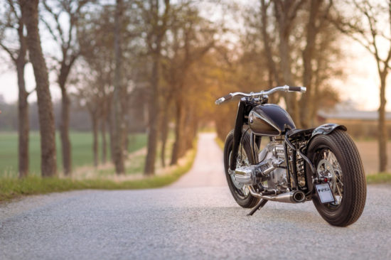 Unique Cycles BMW Bobber | CustomBike.cc