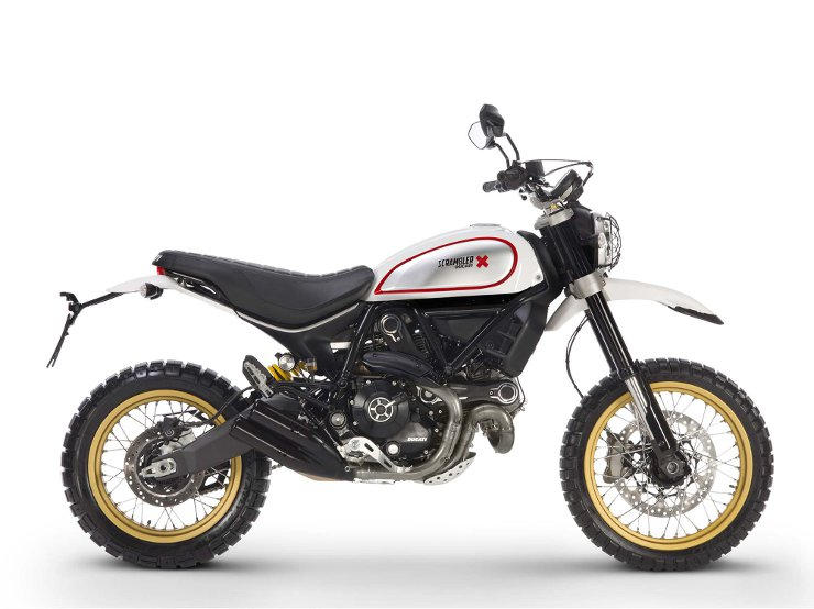 Ducati Scrambler Desert Sled [right] | CustomBike.cc