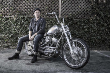 Ewan McGregor Panhead Chopper | CustomBike.cc