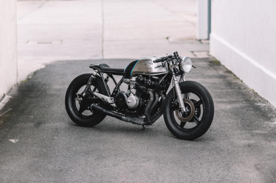 Hookie Co. Honda CB750 1981 RENCHLIST