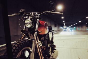 Hookie Co. Yamaha XS400 1980   CustomBike