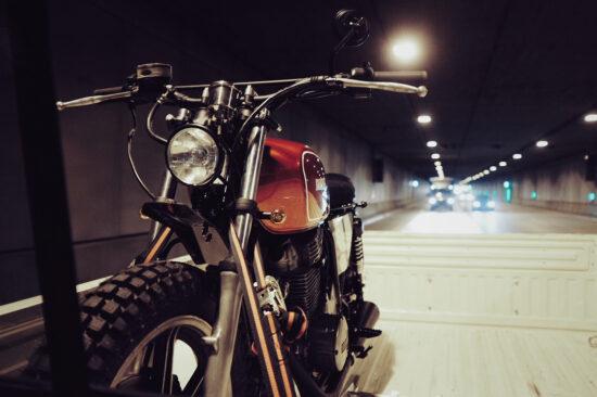 Hookie Co. Yamaha XS400 1980 | CustomBike