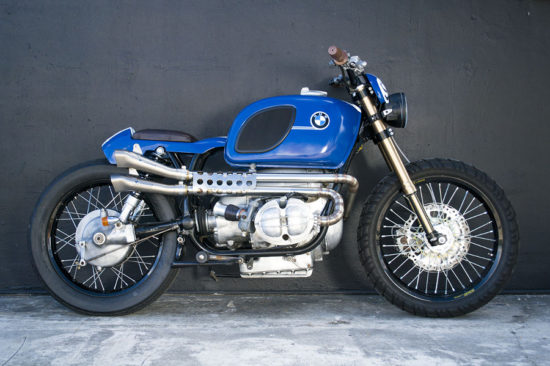 Xcrambler Cycles BMW Model- R60/5 2 | CustomBike.cc