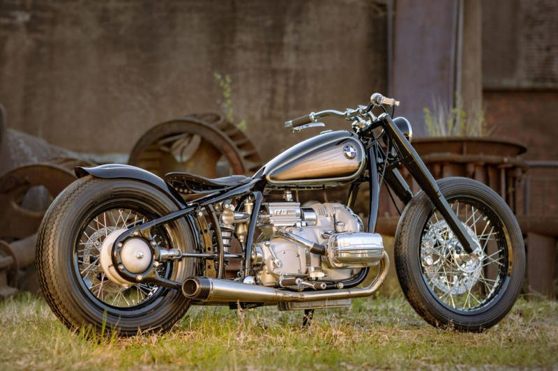 BMW R5 Concept 'Hommage' by Unique Custom Cycles