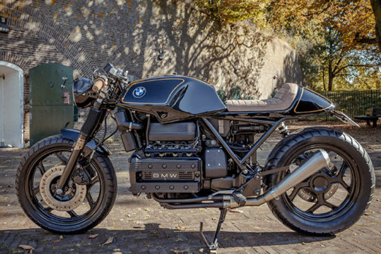 Wrench Kings BMW K100-3 | CustomBike.cc