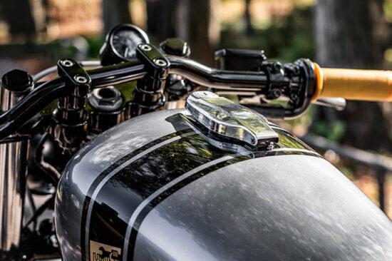 Wrench Kings Honda CMX450 | CustomBike.cc