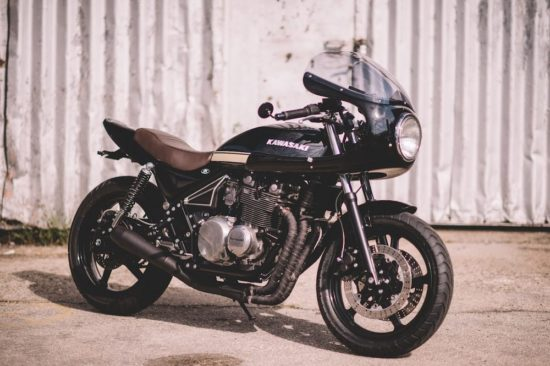 1996 KAWASAKI ZR550 INNUENDO