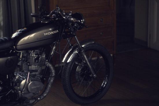 Dauphine Lamarck Honda CB125S-1 | CustomBike.cc