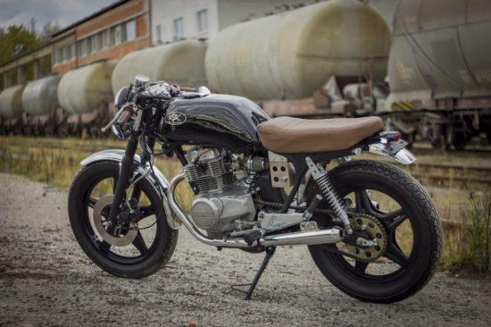Retro Bikes Croatia 1981 Honda CB250