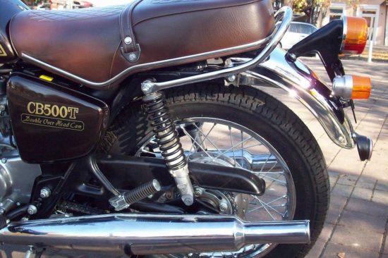 Retro Bikes Croatia 1976 HONDA CB500T Classic restored