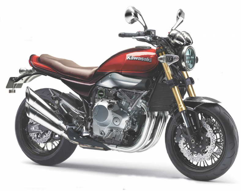 2018 Kawasaki Z900RS | CustomBIKE.cc