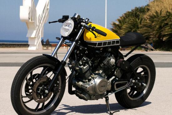 CRSS Yamaha XV750 | CustomBIKEcc