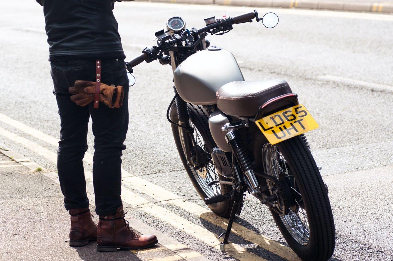 Custom Herald Classic 125cc