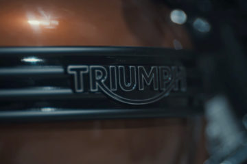 Triumph Bonneville Fuel Tank Phil Green - Dapper Bonnie Triumph