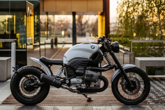 ROA Motorcycles BMW Custom
