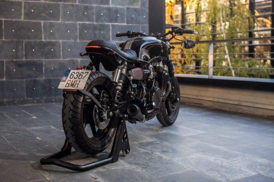 ROA Motorcycles Custom