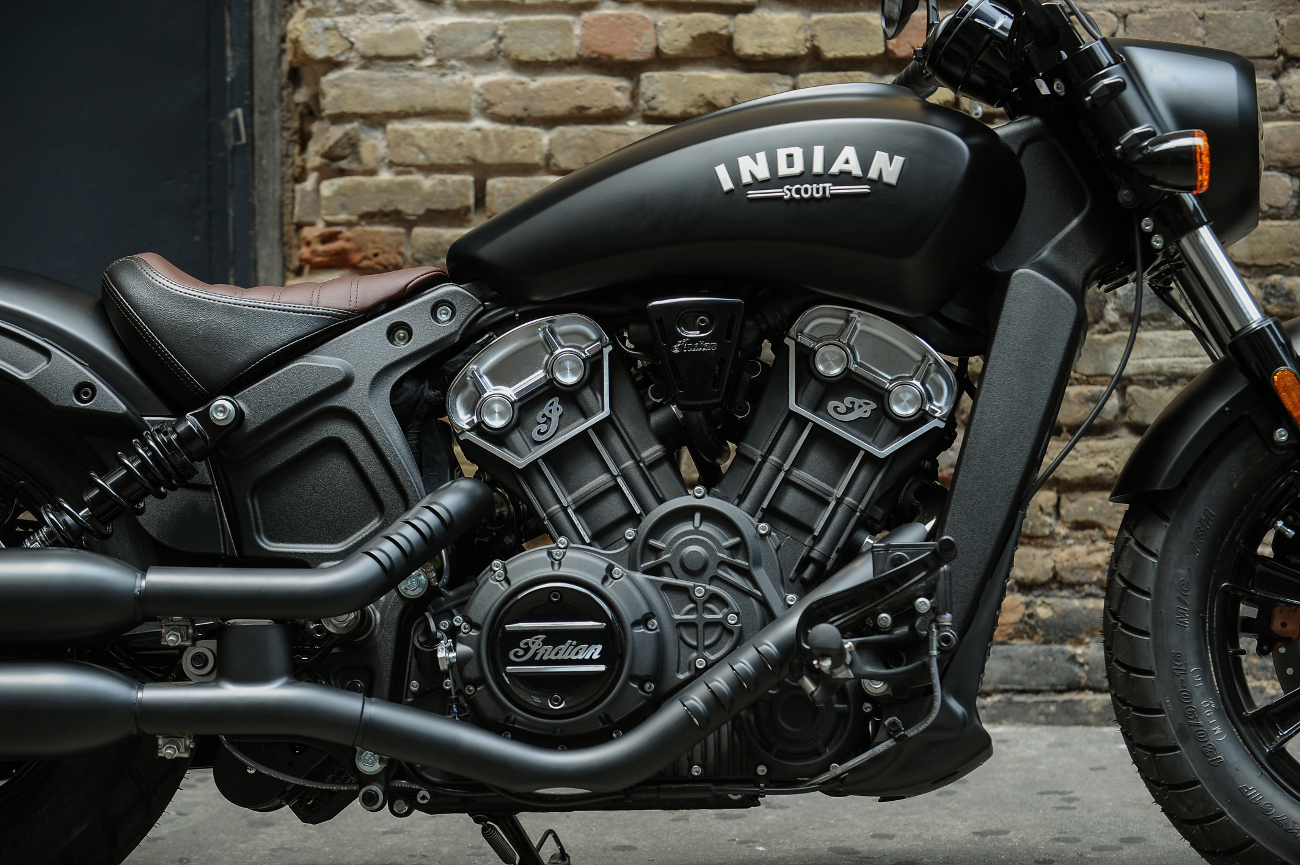 Custom Indian Motorcycle For Sale >> Indian Scout Bobber Launches In The United Kingdom