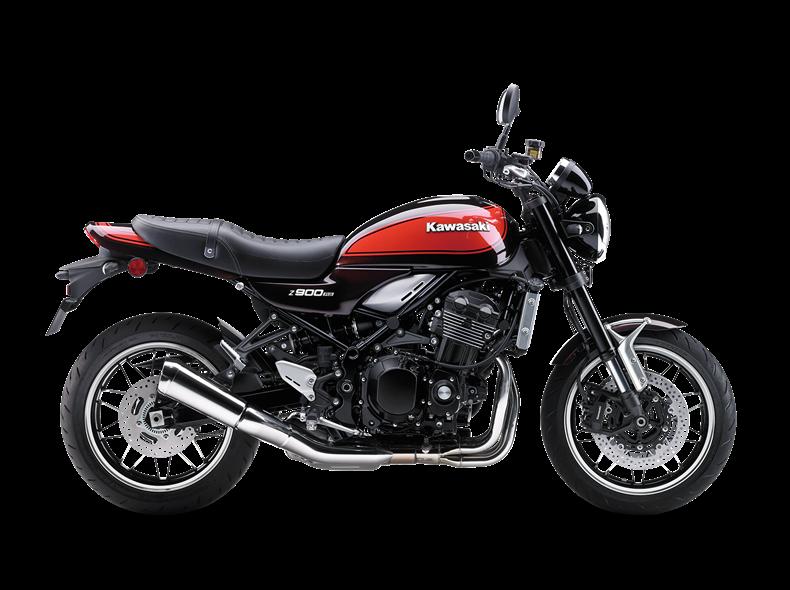 Kawasaki Z900RS Launch