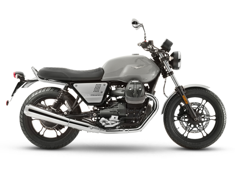 Moto Guzzi V7 III Special Edition Milano