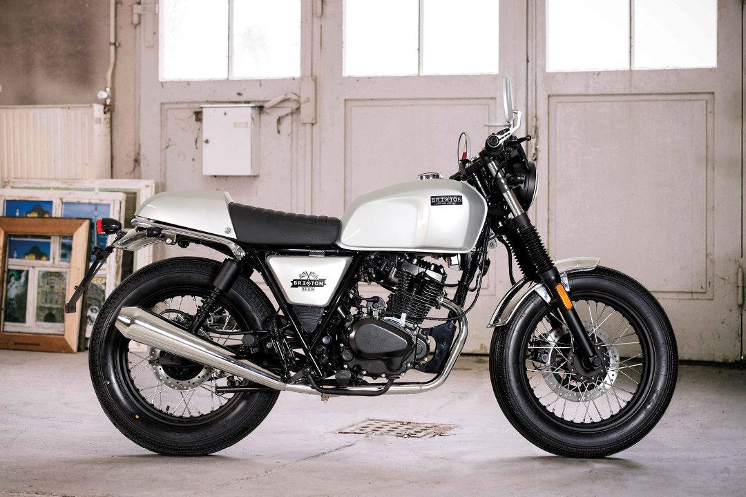 Brixton Motorcycles BX125R