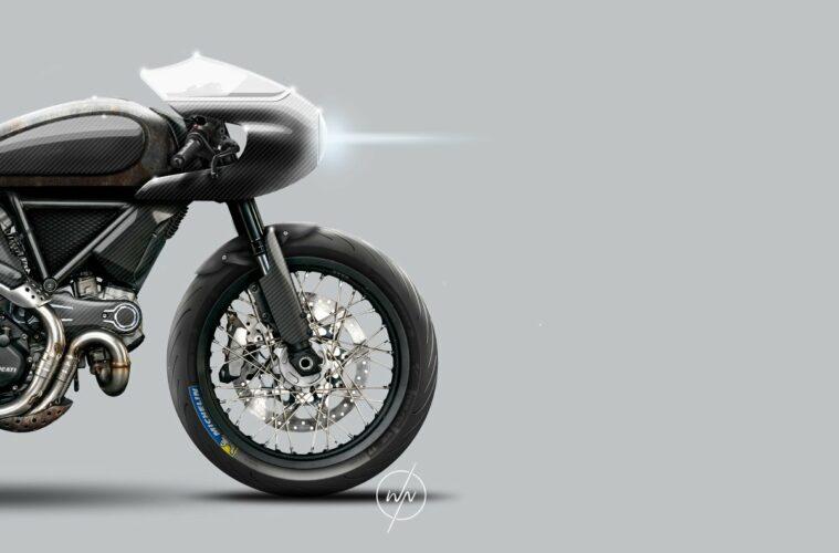 Ducati Scrambler Custom   CustomBIKE.cc