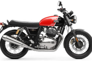 Royal Enfield Interceptor 650 - Ravishing Red