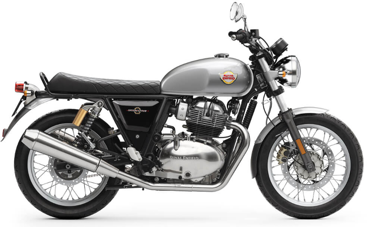 Royal Enfield Interceptor Sliver Spectre