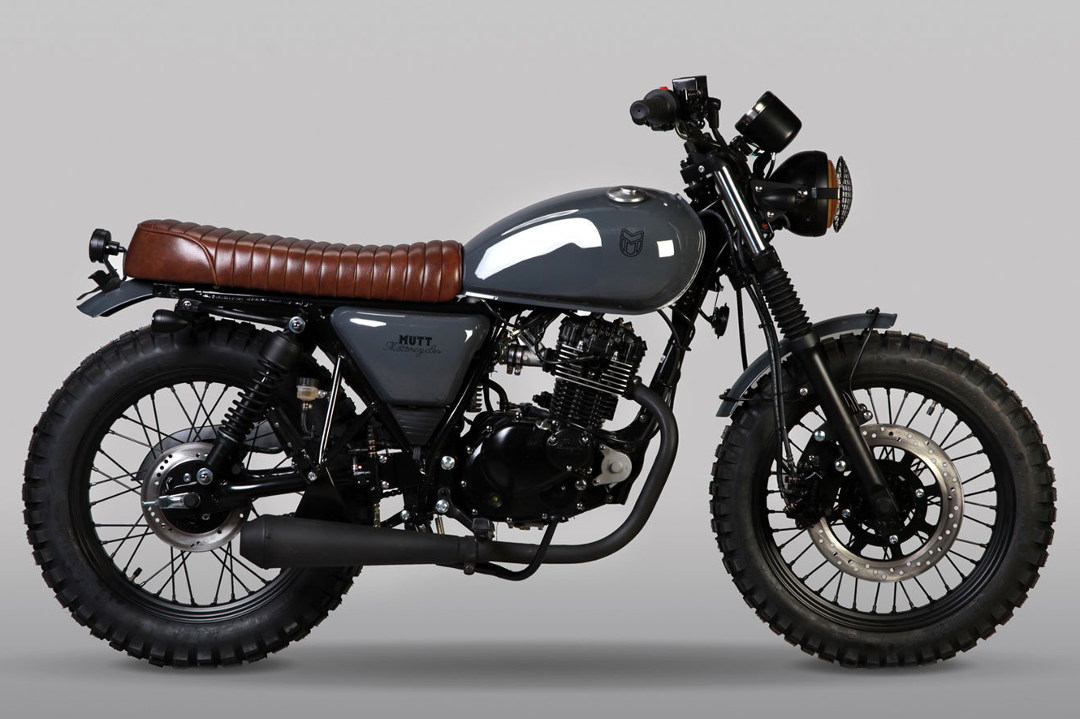 Mutt Motorcycle Hilts 125cc