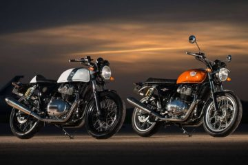 Royal Enfield Interceptor & 650 GT