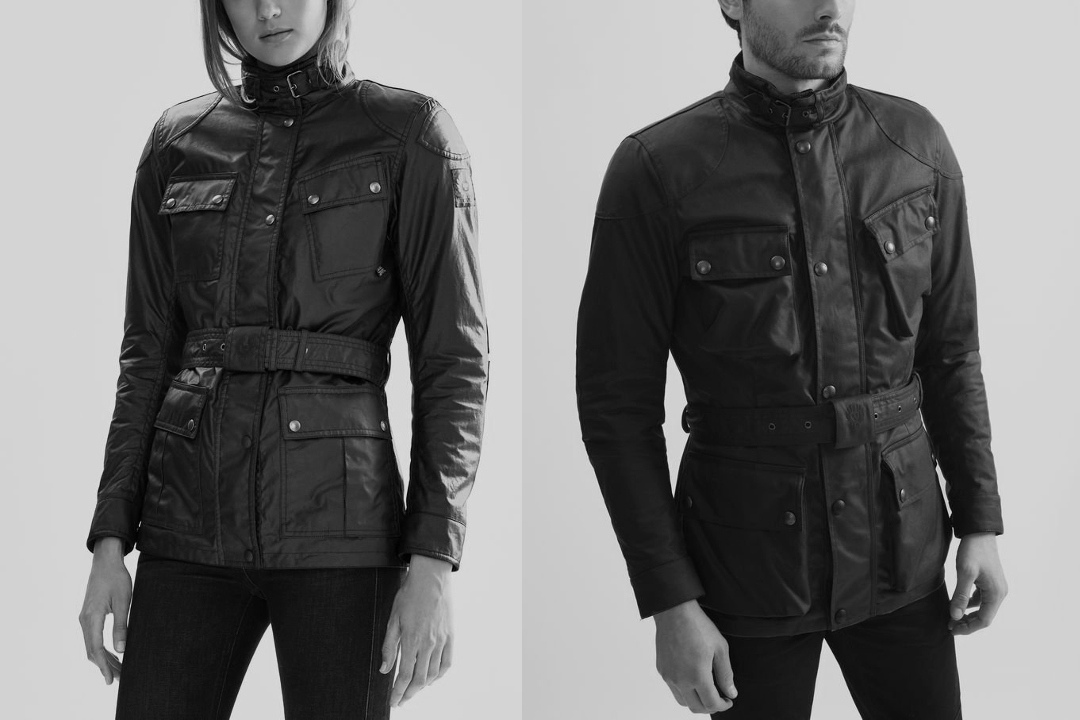 Pure Motorcycle Belstaff [Trialmaster] Classic Tourist Trophy