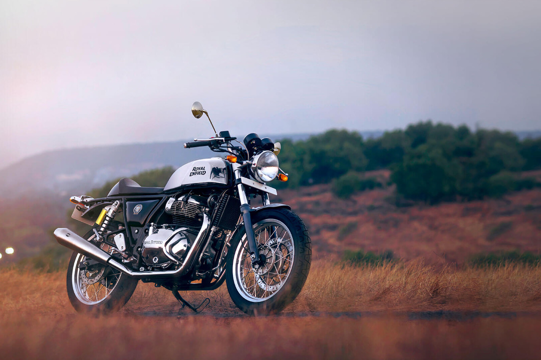 Royal Enfield GT Continental 650