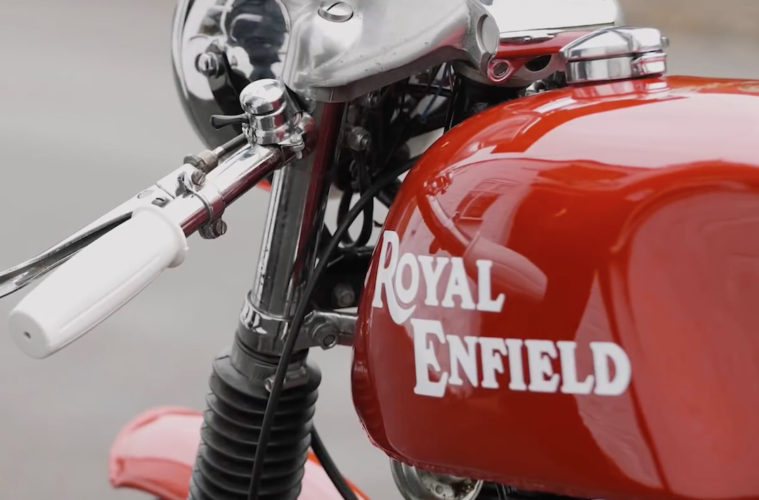 Royal Enfield GT Continental