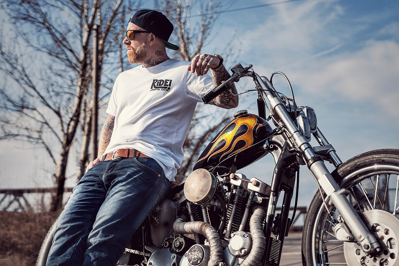 John Doe Motorcycle Jeans