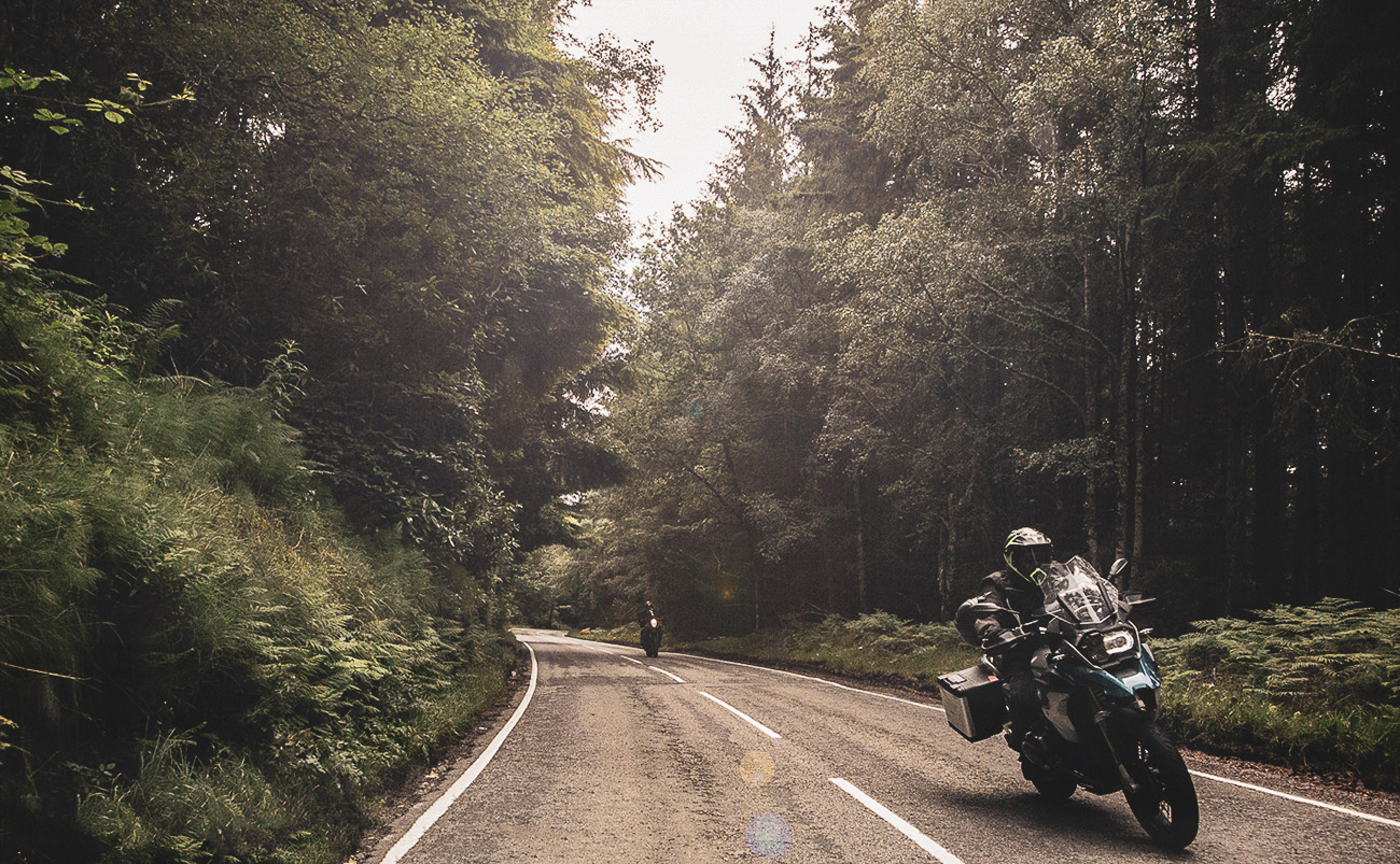 BikerBnB Road-Trip Motorcycle Touring