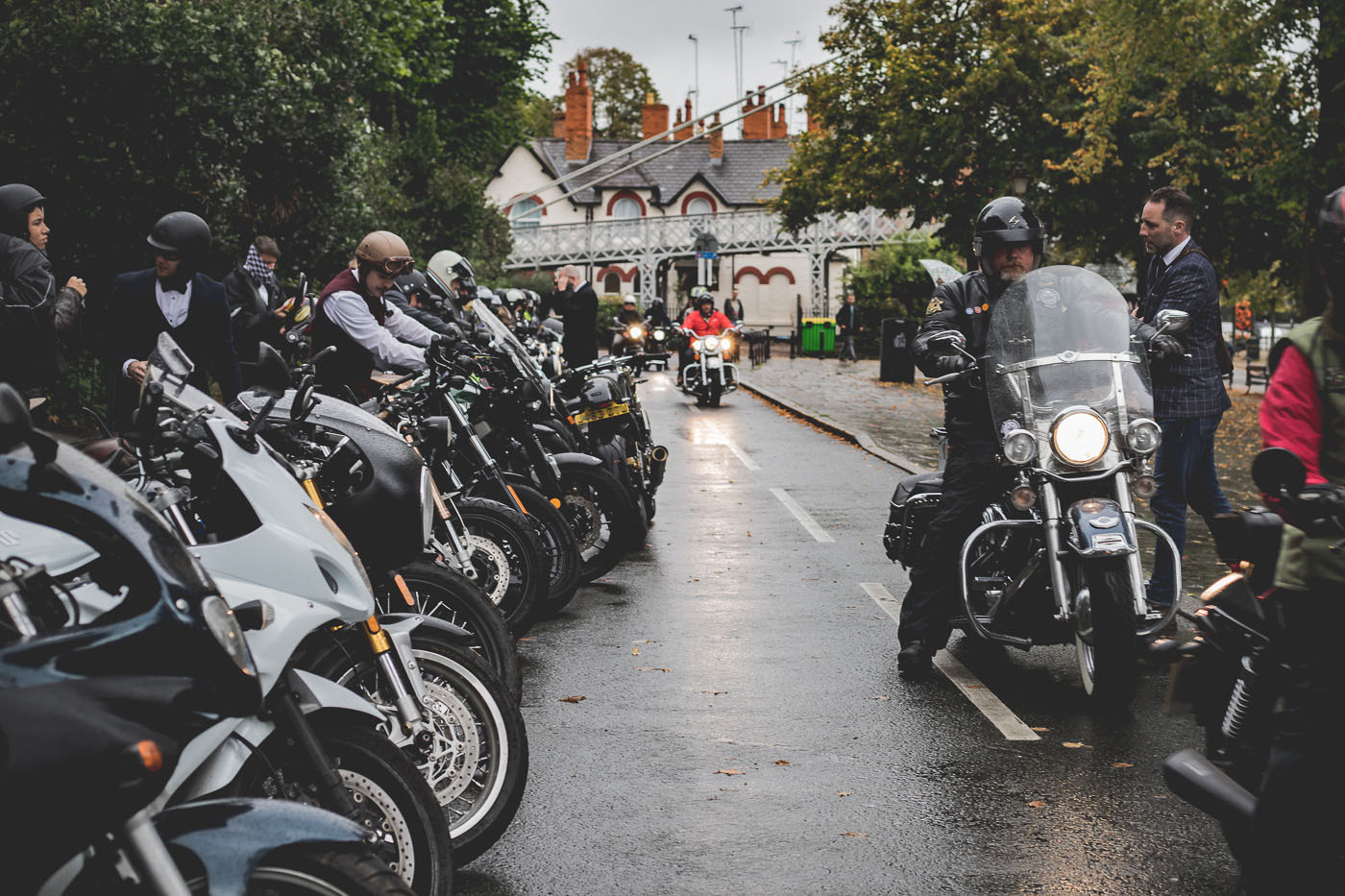 Distinguished Gentleman's Ride 2019 Chester