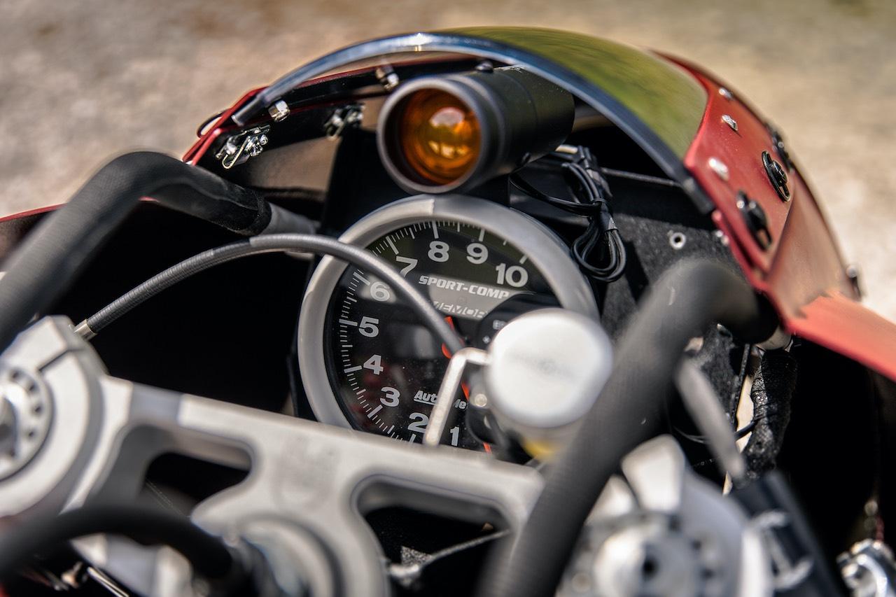 Appaloosa V2 Cockpit Workhorse Speed Shop