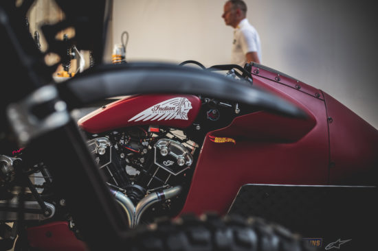 Workhorse Speed Shop Appaloosa v1.0 Indian Motorcycles