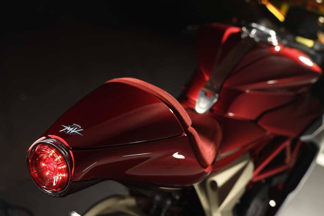 Superveloce Serie Oro rear LED light
