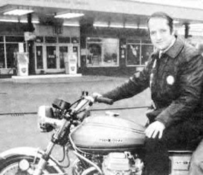 Mick Walker Motorcycle Journalist