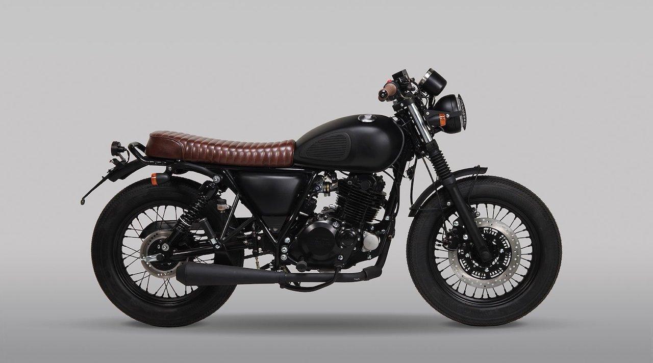 Mutt Motorcycles Mongrel 125