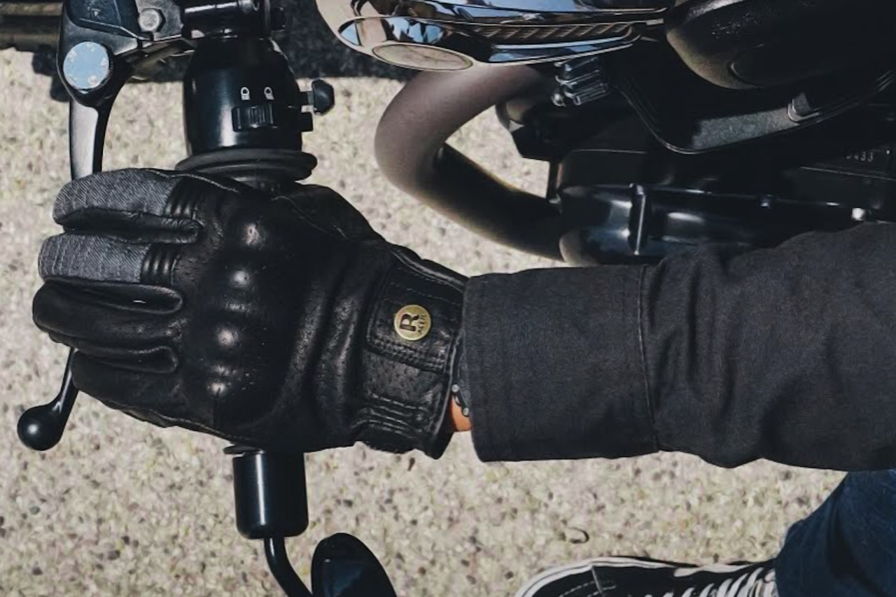 RACER Motorcycle Gloves-3-1