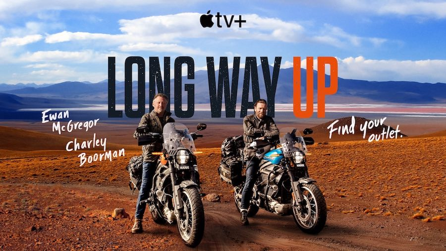 Long Way Up - Apple TV+ Poster