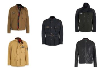 Belstaff - Long Way Up - Collection - Jackets On and off the bike